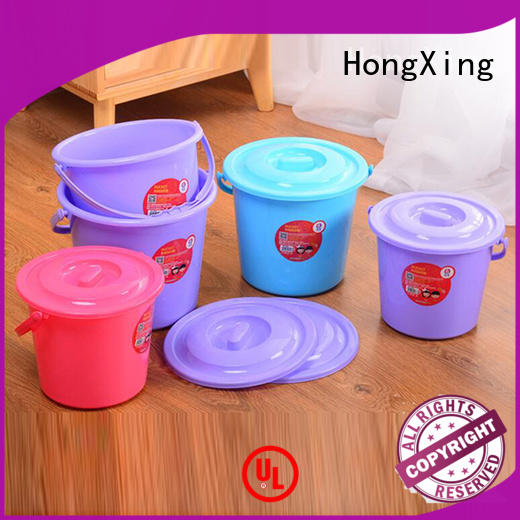 HongXing practical plastic storage baskets Chinese supply for living room