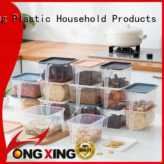 HongXing box plastic food containers wholesale for sandwich