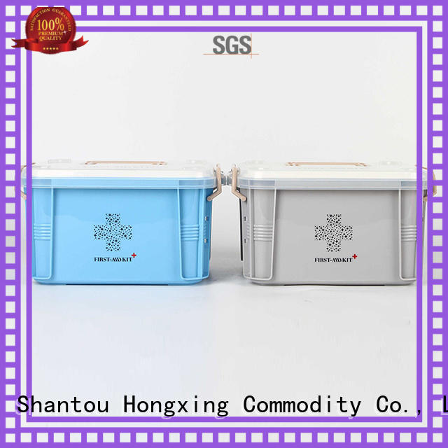 HongXing stable performance cheap plastic storage boxes great practicality for snack