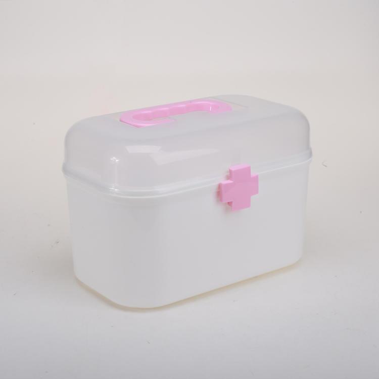 High Capacity Plastic Medical Box has Three Sizes  Storage Box