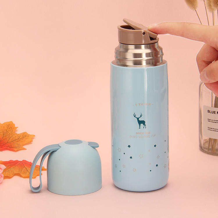 304+201 STAINLES STEEL THERMO WATER BOTTLE KETTLE