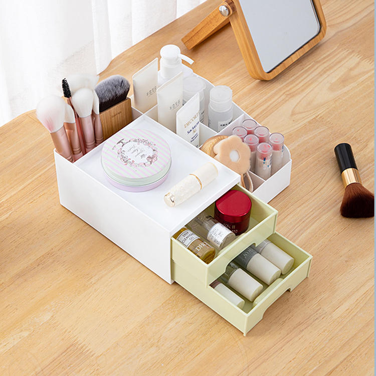 Fashion Plastic Storage Box Used in Living Room Bedroom