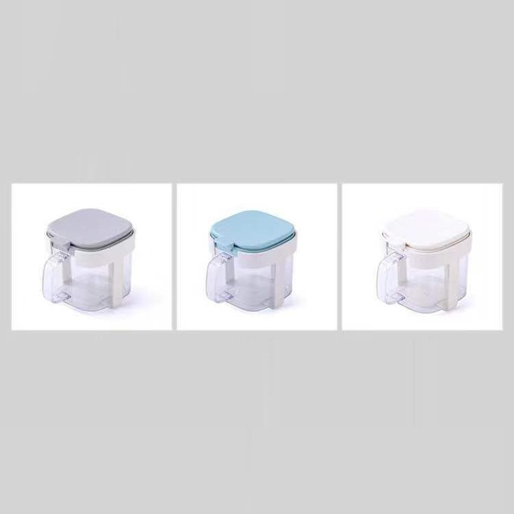 Wall-mounted Seasoning Box Drawer Type Condiment Box