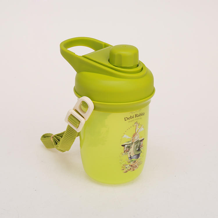 Cute Rabbit Pattern Sports Bottle 400ML 500ML
