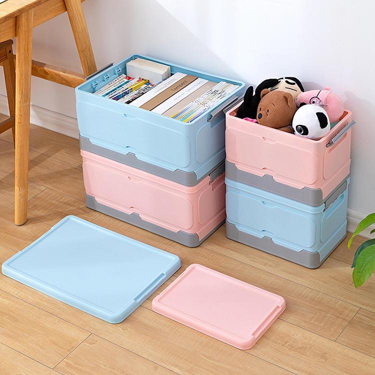 Beautiful Foldable Multifunctional Storage Box with Two Sizes