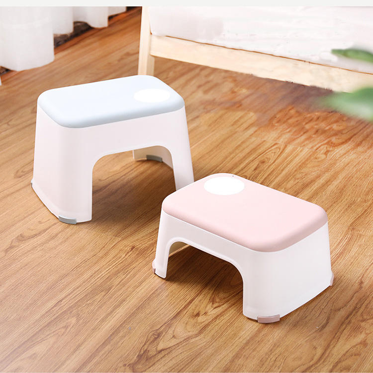 Double-color Dot Stool withTwo Sizes Chair for Kid
