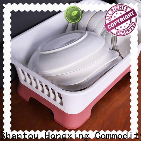 portable plastic dish rack holder directly sale for vegetables