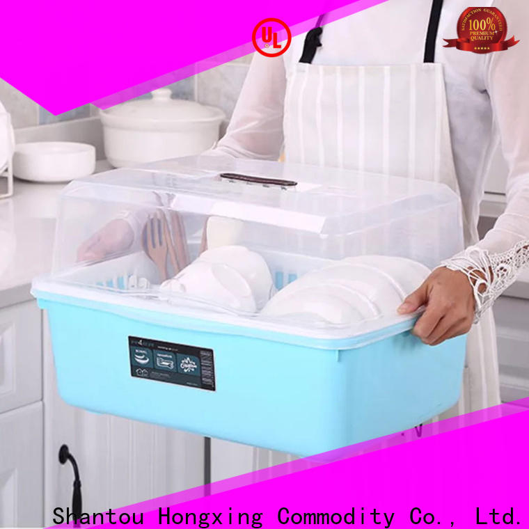durable plastic kitchenware washing in different color for fruits