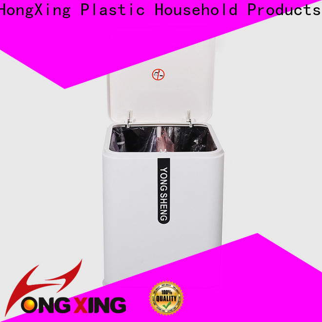 practical plastic garbage bin classifies from China for room