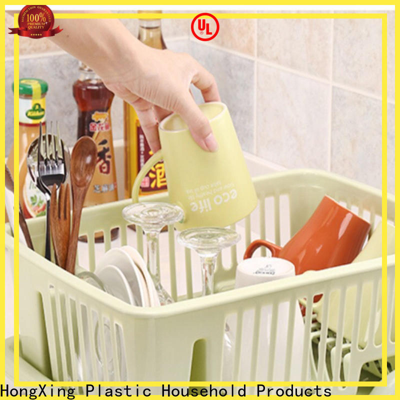 HongXing Various styles plastic rack free design for juice