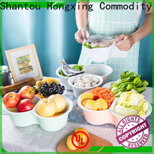 HongXing non-porous small kitchen strainer for fruits