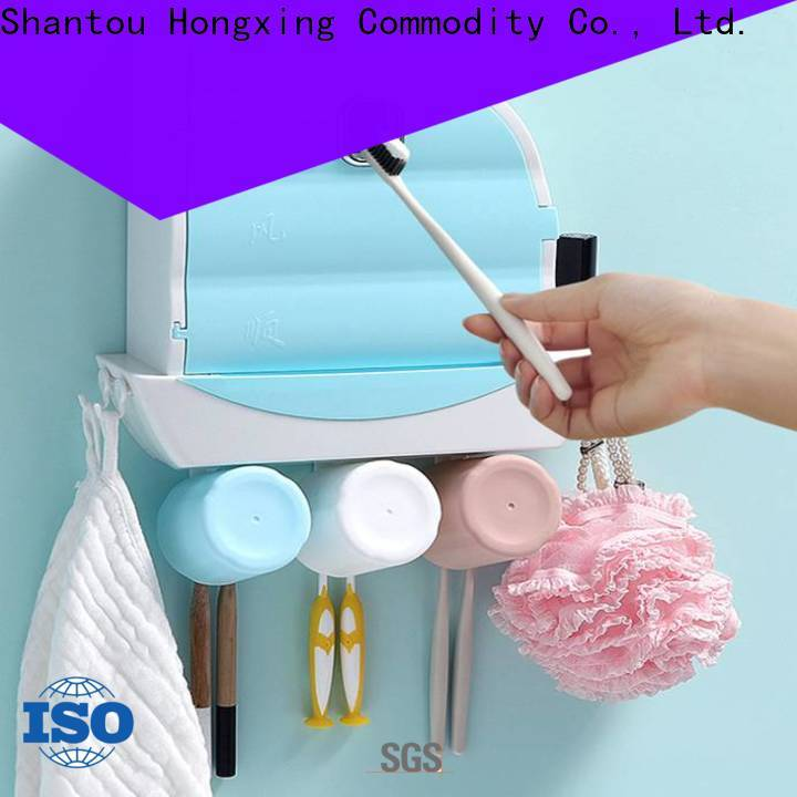 HongXing colorful bamboo toothbrush online certifications for bedroom