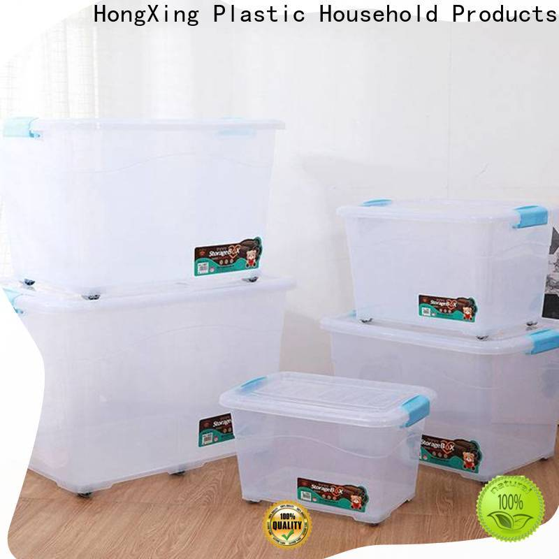 HongXing good design plastic storage containers for sale great practicality for snack