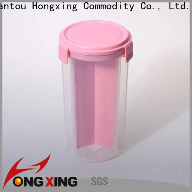 HongXing freshkeeping plastic food containers wholesale for rice