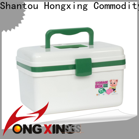 different sizes small plastic tool box plastic Keep food fresh for office