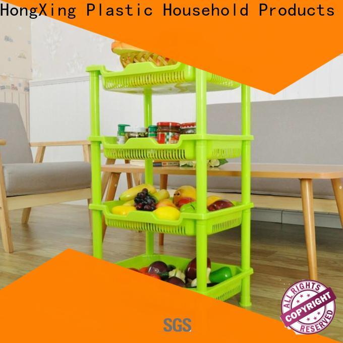 HongXing bathroom plastic storage racks free design for drinking