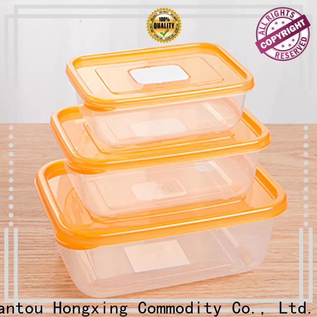 HongXing sizes food storage containers directly sale for bread