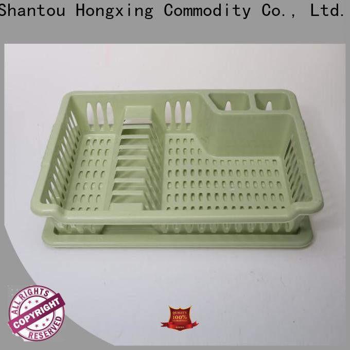 HongXing affordable plastic dish drying rack to store vegetables