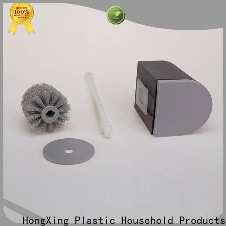 HongXing plastic wire pipe brush with reasonable structure for bedroom