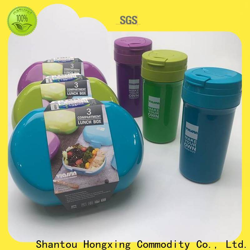 practical plastic lunch box mobile stable performance for sandwich
