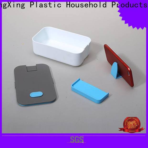 HongXing rectangle plastic lunch box great practicality for stocking fruit