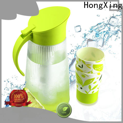 humanized design plastic jug with lid freezing good design for vegetables