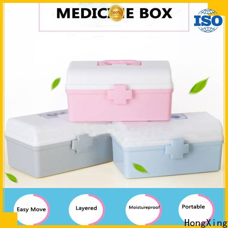 HongXing good design plastic storage boxes with lids good design for sushi