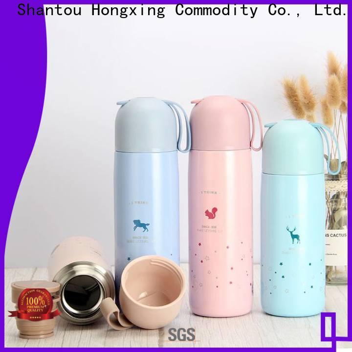HongXing 350ml childrens drinking bottles certifications for kids