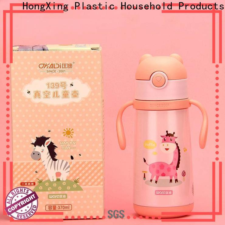 HongXing water toddler drink bottle for baby