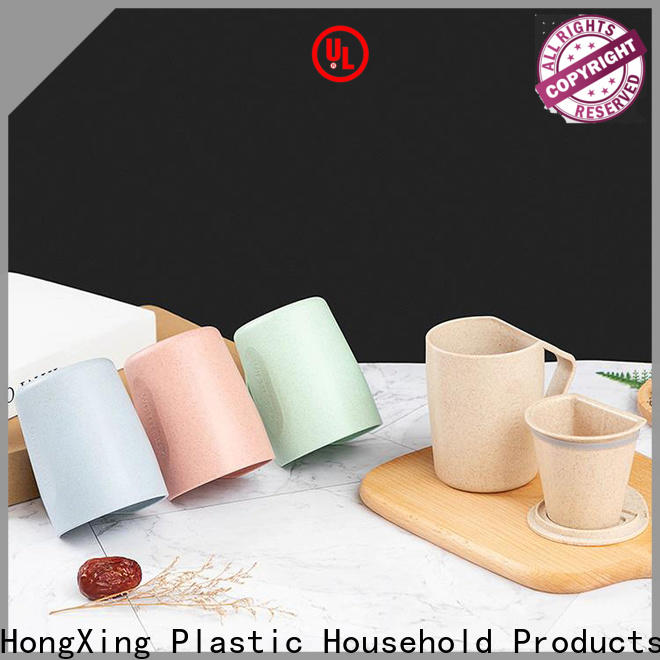HongXing safety custom plastic cups free quote for student