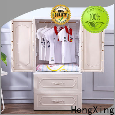HongXing Affordable plastic storage drawers for clothes certifications for toys