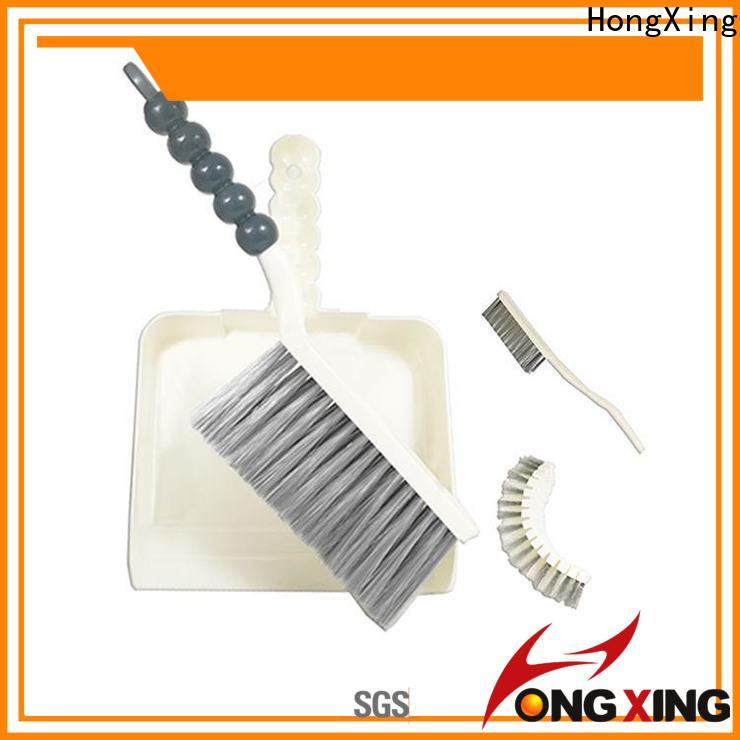 Various styles cleaning brush with long handle holder for storage small containers for living room