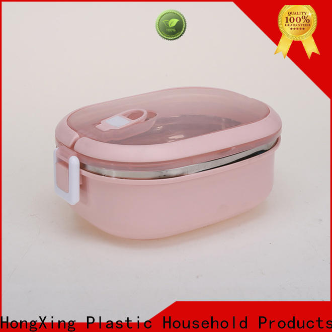 HongXing bottle plastic tiffin box reliable quality for rice