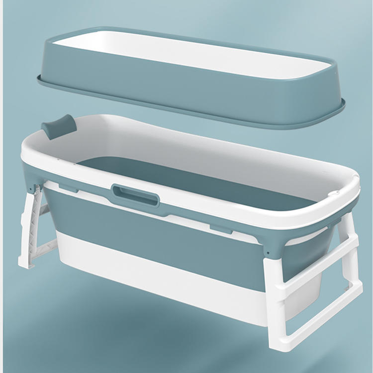 Foldable Wholesale Adult Bathtub Multifunctional with Lid