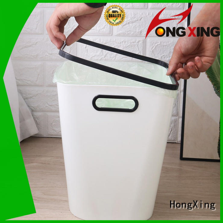 HongXing 16l plastic garbage bin from China for room