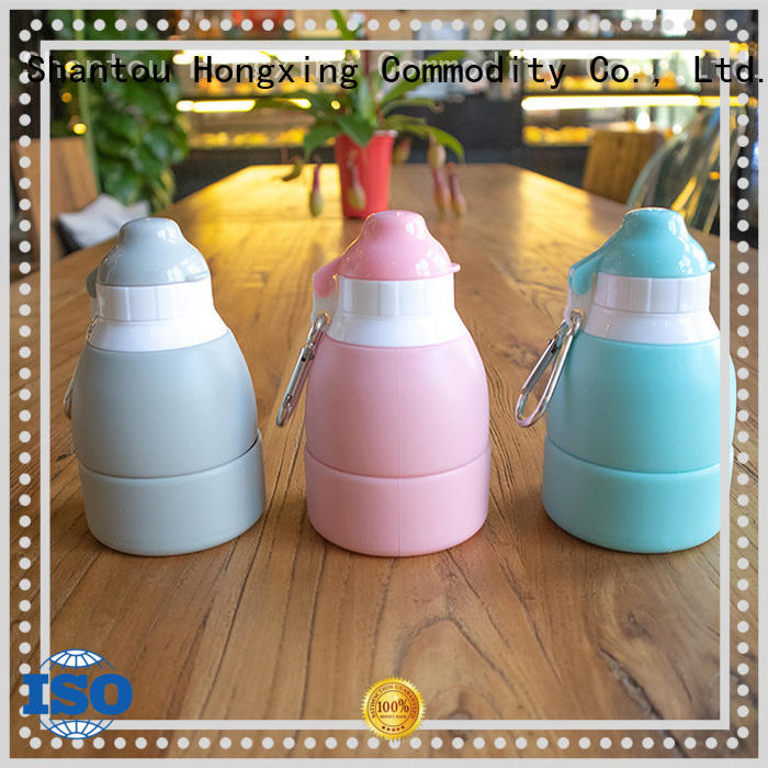 bright color kids drink bottles straw widely-use for adults
