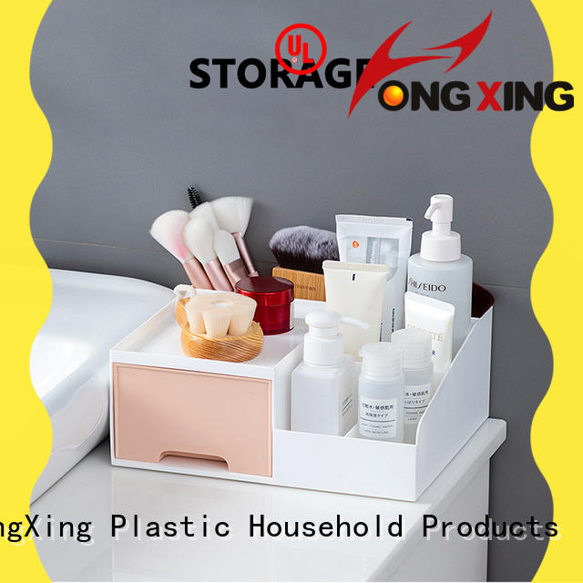 HongXing great practicality plastic storage boxes with wheels great practicality for salad