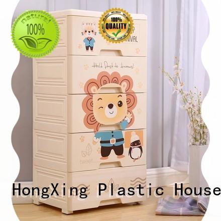 practical plastic storage cabinet storage China supplier for toys