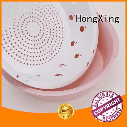 HongXing has plastic kitchen colander manufacturer for kitchen