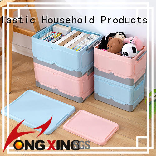 HongXing practical plastic storage container stable performance for vegetable