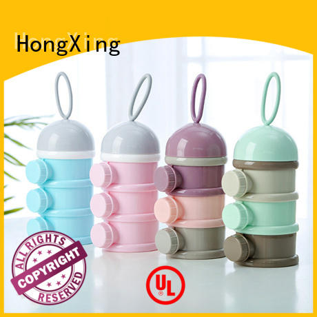 cute baby milk powder dispenser container powdered factory price