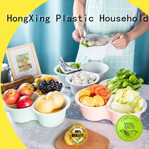 HongXing kitchen stainless steel kitchen strainer wholesale for fruits
