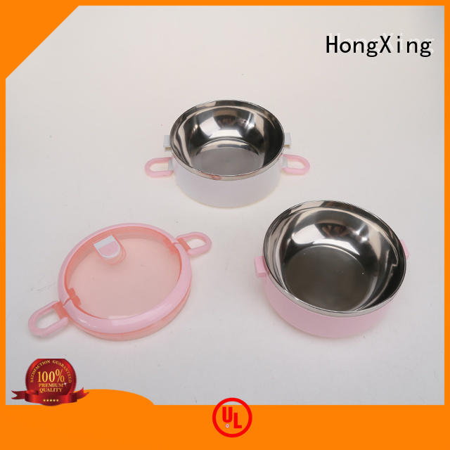 HongXing 750ml plastic containers good design for sushi