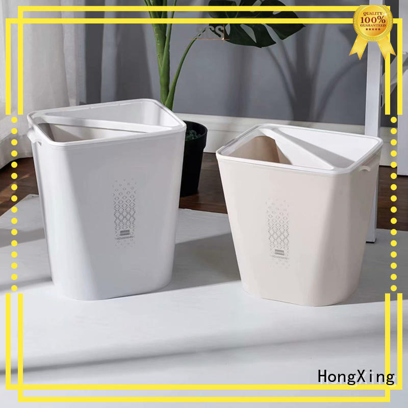 reliable quality plastic trash cans 60l with many colors for home