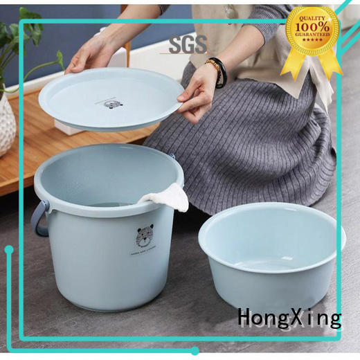 practical plastic storage baskets bucket certifications for bedroom
