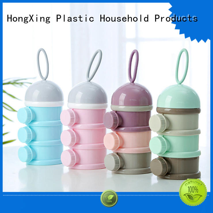 HongXing reliable quality baby milk powder container inquire now for home