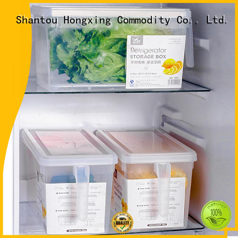 HongXing food food storage containers  manufacturer for snack
