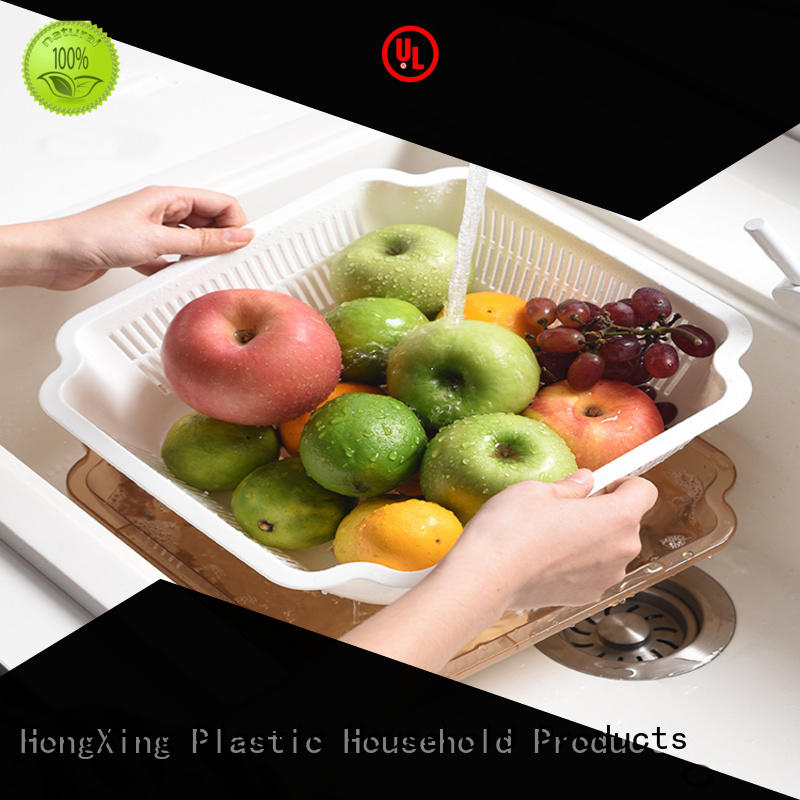 non-porous plastic kitchenware basket from China to store eggs