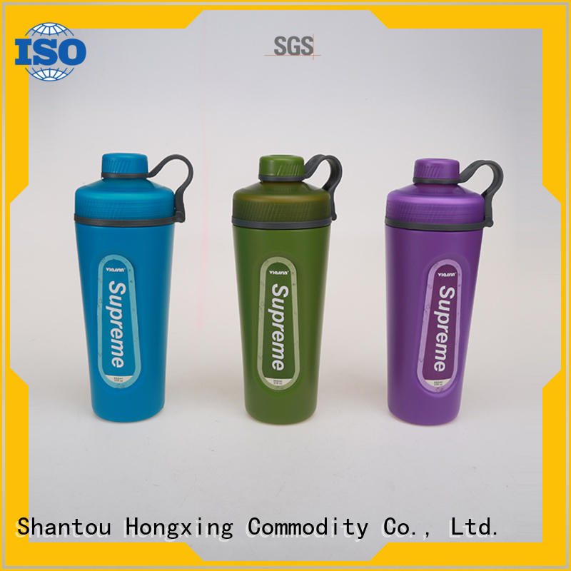 HongXing new design baby water bottle for adults