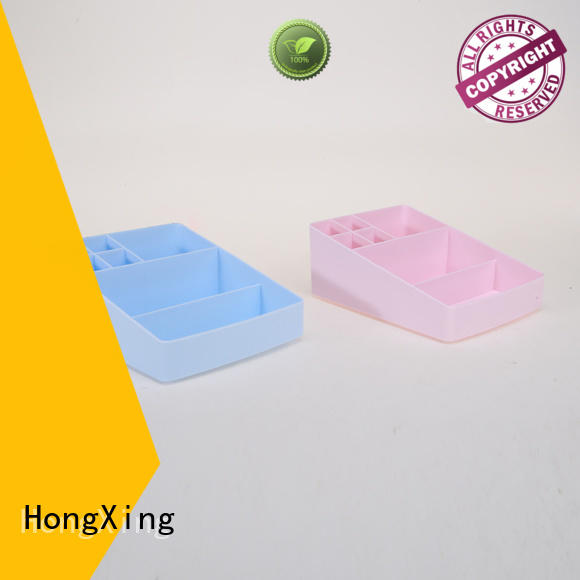 HongXing fashionable cheap plastic storage boxes for candy